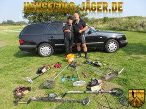 Das Hansegold-Jäger Equipment